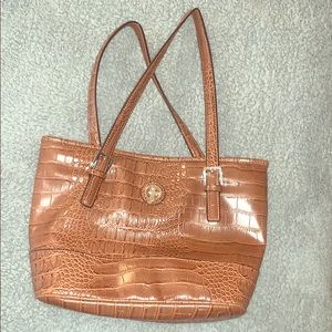 GIANIBERNINI leather purse